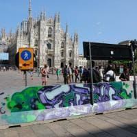Milano, sicurezza e creatività: il Comune arruola i writer per abbellire