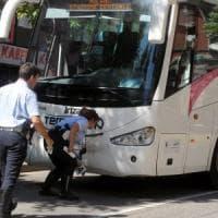 Milano, pullman per Malpensa investe un pedone: grave