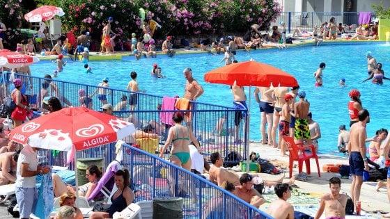 Milanosport, la calda estate ha riempito le piscine: 200mila ingressi, Lido aperto fino al 3 settembre