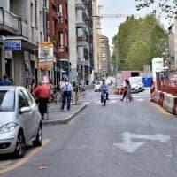 Cantieri M4 a Milano, via Lorenteggio a 'senso unico'. Dal Comune, 2 milioni in più per aiutare i negozi