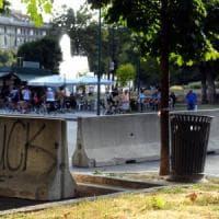 Terrorismo, nuove barriere anticamion in piazza Castello e Brera. Il rebus dell'Arco della Pace