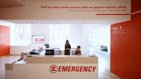 A Milano apre Casa Emergency: mostre ed eventi, Strada sogna una clinica per i poveri