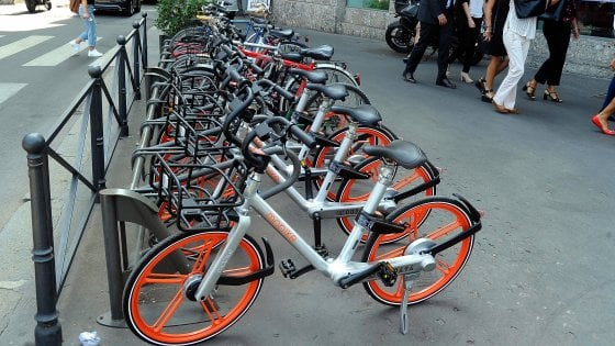 A milano la bici va di moda bike sharing libero tariffe for Mobile milano bike sharing