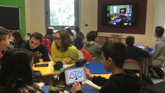 Aule feng-shui, classi capovolte e mensa gestita dagli alunni: la San Giorgio di Mantova è una delle scuole più innovative d'Italia