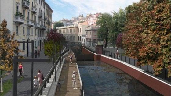 Milano, riapertura dei Navigli: referendum o dibattito pubblico? Il piano del sindaco