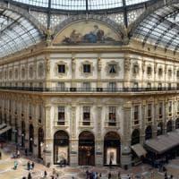 Milano, i 150 anni della Galleria:
