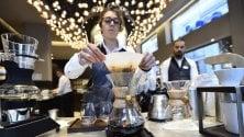 Caffè all'aroma di caviale e pop corn: apre il nuovo flagship store di Lavazza