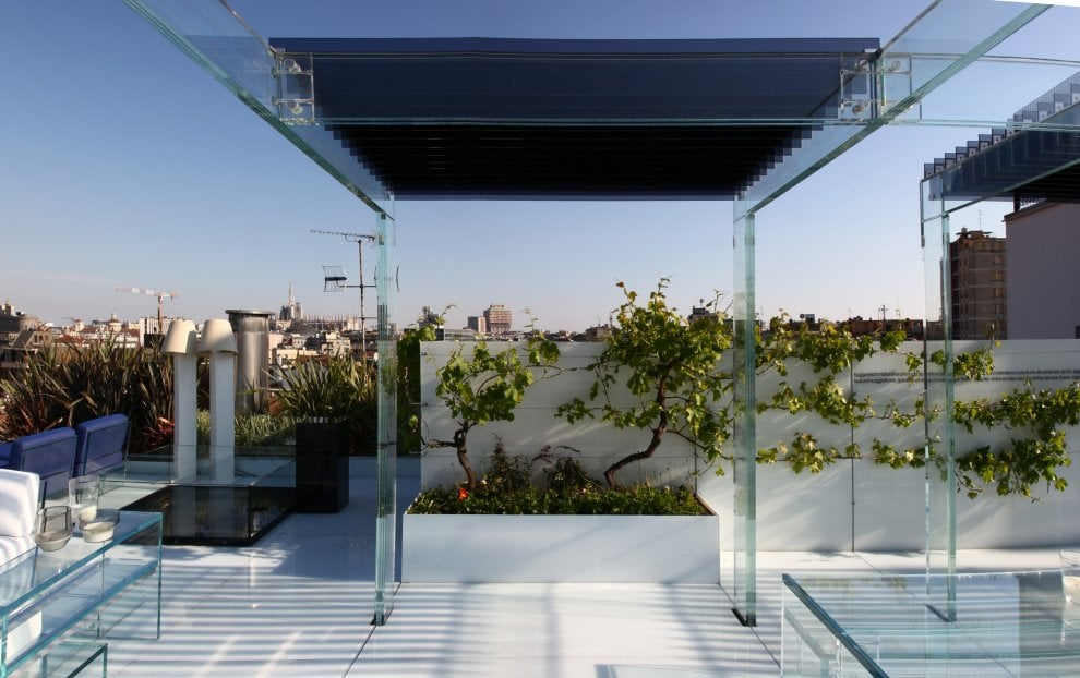 Awesome Terrazza Milano Images - Design Trends 2017 - shopmakers.us