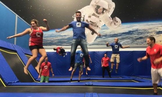 """Milano, """"cervello"""" di ritorno dagli States apre la più grande palestra di discipline acrobatiche d'Italia"""