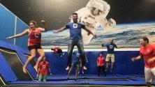 'Cervello di ritorno' apre la più grande palestra di sport acrobatici d'Italia