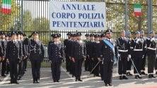 Carceri, 200 anni della polizia penitenziaria la cerimonia a Opera