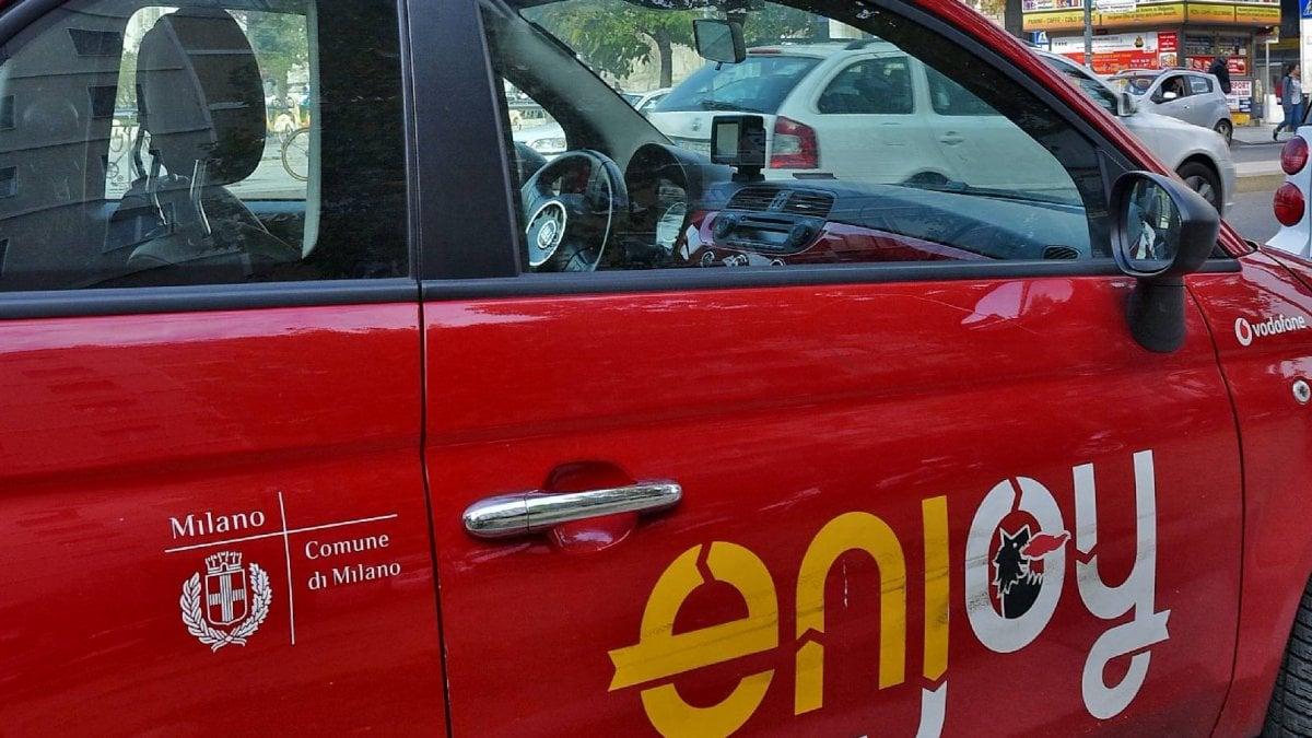 Enjoy Car Sharing Bergamo