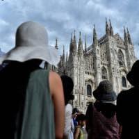 Turismo, Sala in volata sulla capitale: