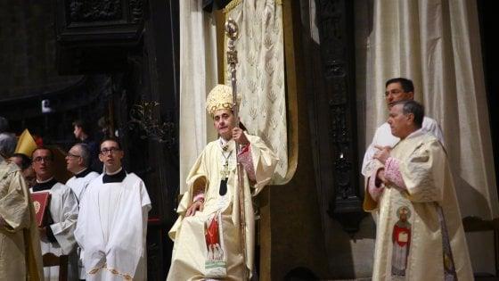 """Milano: la parole d'ordine dell'arcivescovo Delpini: """"Aiuto, accoglienza e perdono"""""""