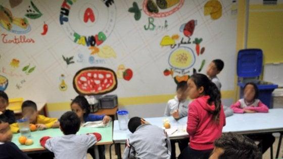 Milano, le mense delle scuole aprono agli sponsor per il menù in classe