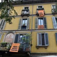 Milano, la protesta dei residenti contro la movida: