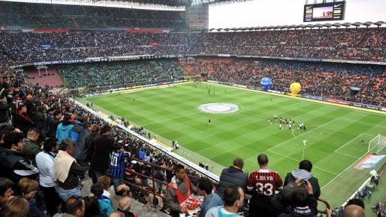 San Siro, Milan e Inter hanno incontrato il sindaco Sala