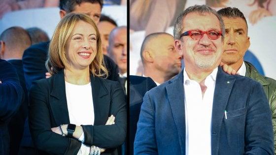 """Referendum Lombardia, Meloni irrita Maroni che minaccia la crisi: """"Parole gravi, valuterò alleanza di governo"""""""