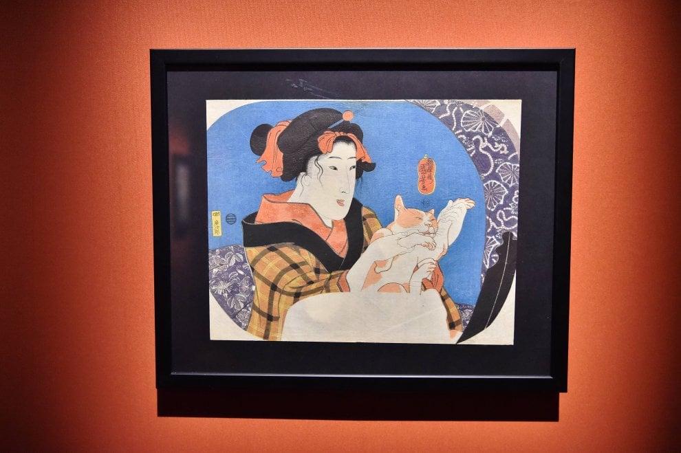 Il mondo fluttuante di Utagawa Kuniyoshi arriva a Milano, fu anticipatore di manga e tattoo