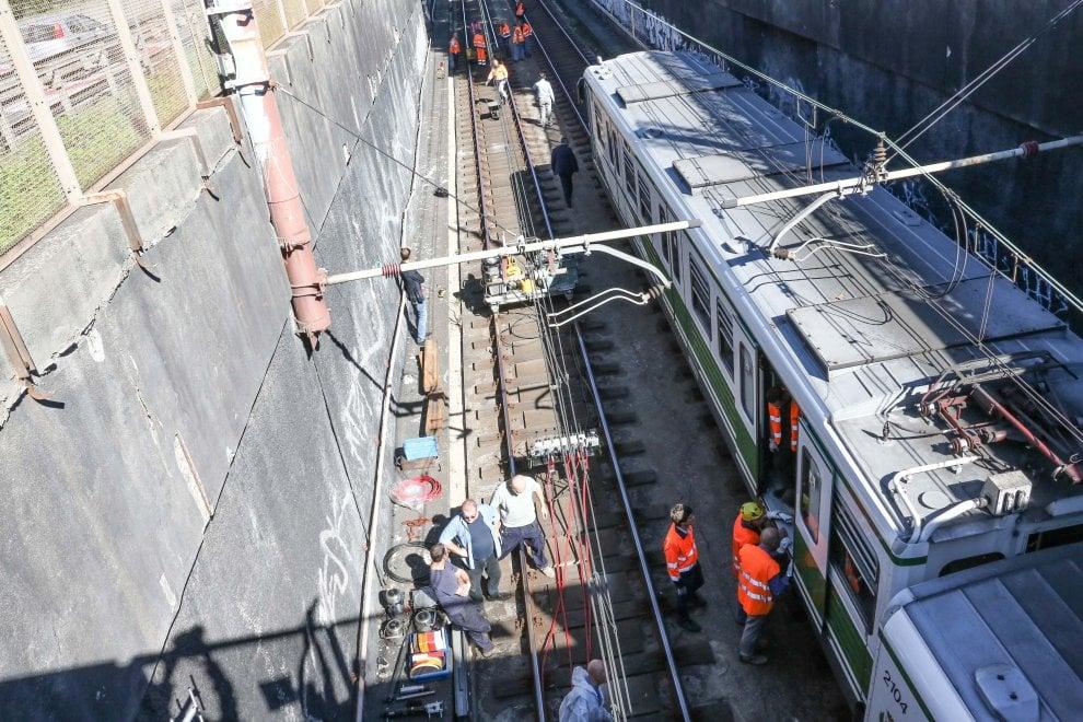 Milano, deraglia un vagone della metropolitana verde: chiuso un tratto