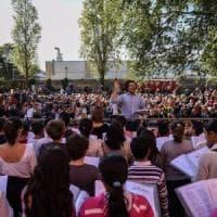 Milano, a Casa Jannacci la festa di Smemoranda dà il via alla