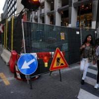 Milano, cantieri del metrò 4: moratoria di Natale per corso Europa