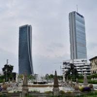 Milano, Torre Hadid aperta ai cittadini per la domenica del Fai