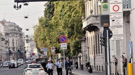 Milano: Area C, da lunedì 16 ottobre divieto d'accesso ai diesel