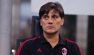 """Milan, Montella: """"Derby della rinascita, chi scende dal carro non sale più..."""""""