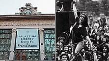 """Giovannina, la ragazza della Palazzina di Fo  """"Un maestro di libertà""""     ft"""