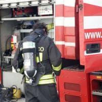 Incendio in appartamento a Novate, 80enne muore carbonizzato