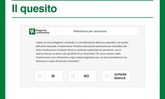 """Referendum Lombardia, incognita affluenza: """"Tablet a prova di hacker, ma dato finale solo dopo l'una"""""""