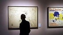 'Il mondo fuggevole di Toulouse-Lautrec': 250 opere a Palazzo Reale