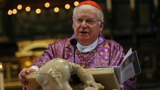 Milano, per l'Ambrogino c'è una candidatura che mette tutti d'accordo: è l'ex arcivescovo Scola