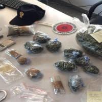 Milano, nascondevano sacchetti di marijuana nella cameretta: arrestati due