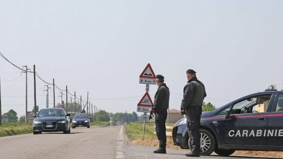 Monza, inseguito dai carabinieri spara un colpo in strada: arrestato