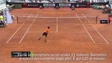 Tie-break sul 3-3, via  il net, aboliti i vantaggi: la rivoluzione del tennis parte dai talenti Under21