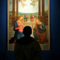 Milano, al Museo Diocesano il Capolavoro per il 2017 è del Perugino: l'Adorazione dei pastori