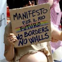 """Una nuova legge per i diritti dei migranti, oltre 70mila firme per #Erostraniero: """"Ora..."""