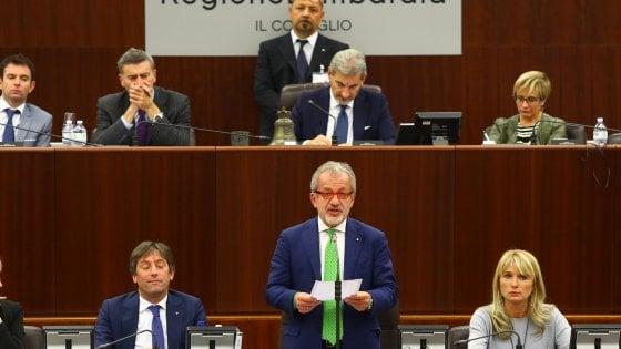 """Referendum, Maroni: """"Una via lombarda all'autonomia, partiamo per vincere non pareggiare"""""""