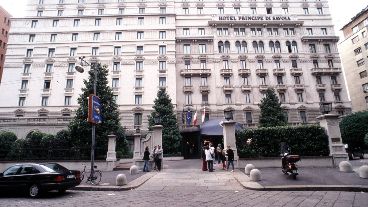 Principe Di Torino Hotel