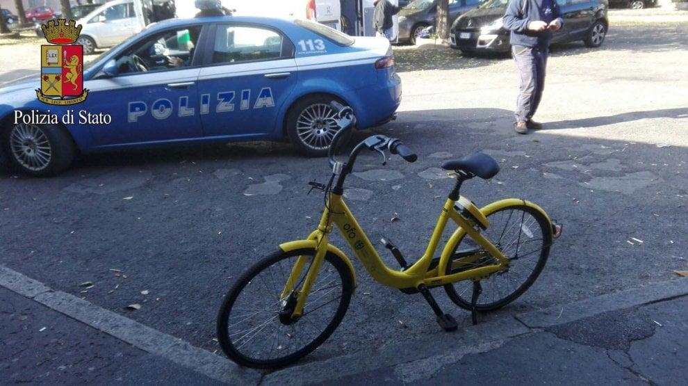 Milano bike sharing bici in ostaggio delle case popolari for Mobile milano bike sharing