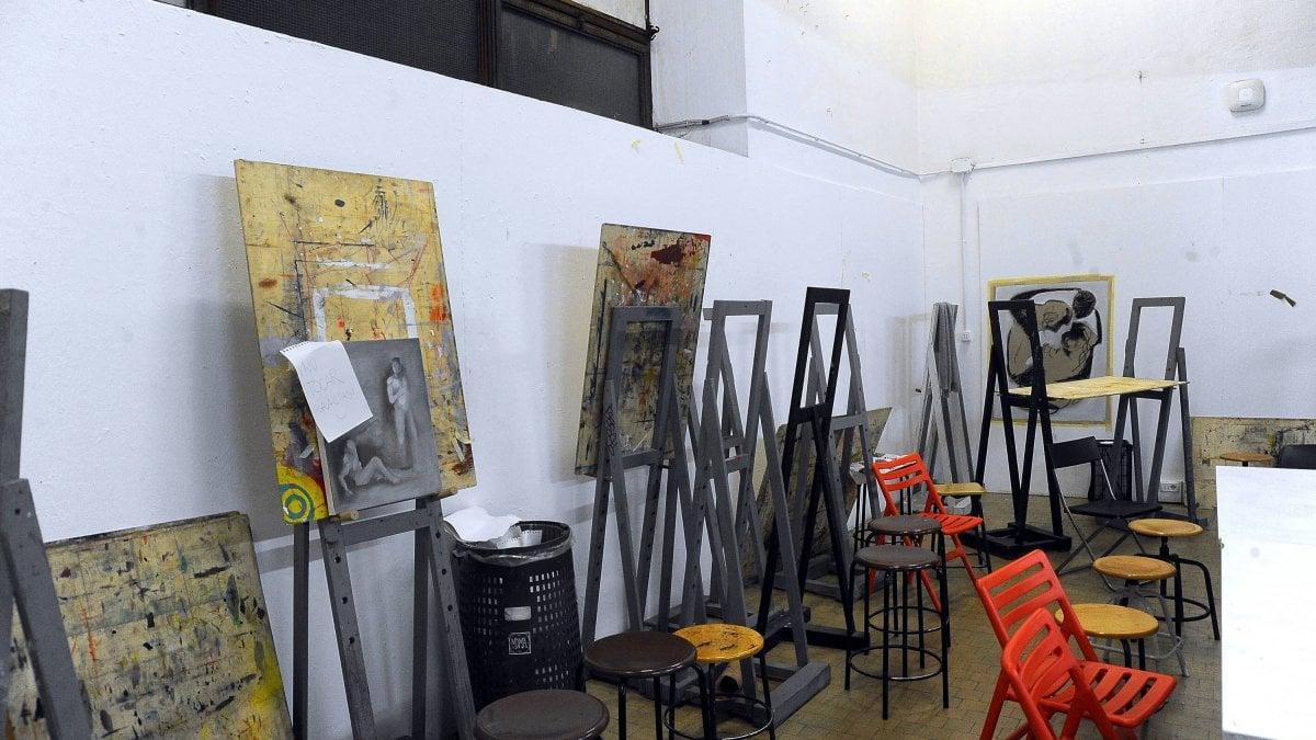 Accademia di brera ecco l 39 aula del mistero tra gli for Accademia arte milano
