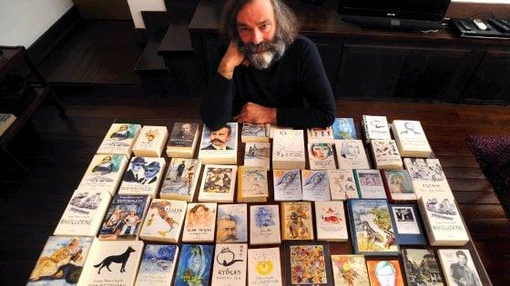 Milano, addio all'editore-artigiano Peppino D'Ambrosio Angelillo: il poeta amico di Alda Merini