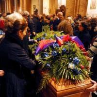 A Milano i funerali di Pietro Cheli: Paolo Conte e Sant'Agostino per l'addio al giornalista