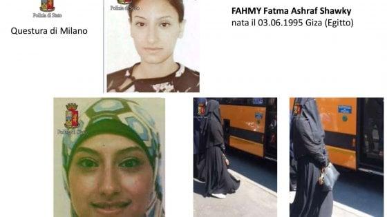 """Milano, 22enne espulsa per terrorismo. La digos: """"Contatti con Isis, progettava attentato in Italia"""""""