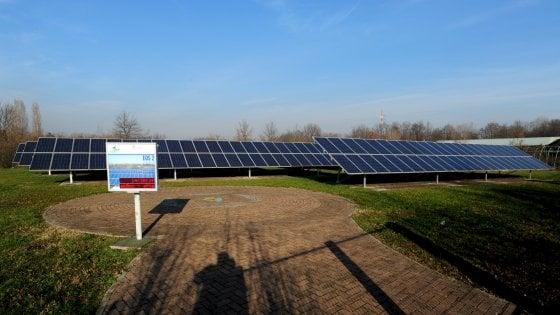 Lombardia, prima regione in Italia per investimenti in tecnologie green