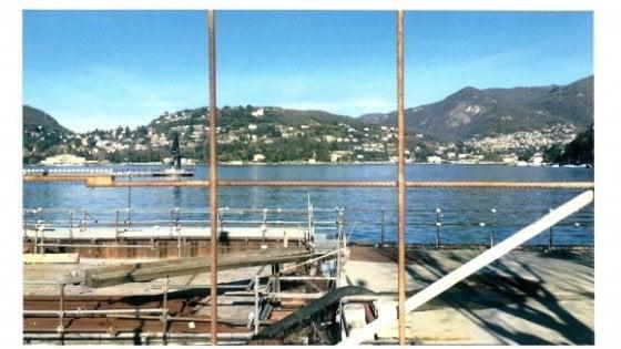"""Mini-Mose sul lago di Como, la Corte dei Conti assolve i dirigenti del Comune: """"Troppe ingerenze della politica"""""""