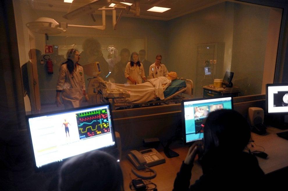 Simulation lab e biblioteca digitale: il campus dell'Humanitas è hi-tech