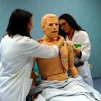 Medicina, nel campus hi-tech dell'Humanitas di Milano: tra pazienti artificiali